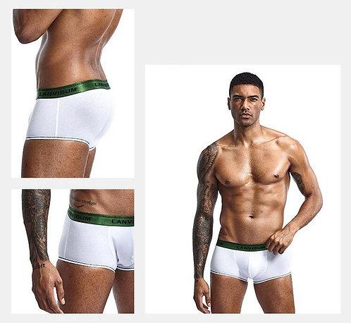 Boxer Lambidum Blanco - Verde