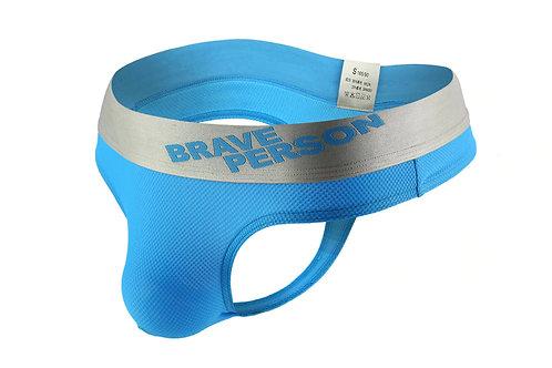Hilo Logo Brave Person Azul