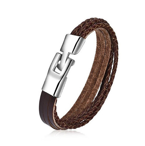 Brazalete Multiples  Brown