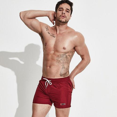 Pantaloneta Desmiit Basic Roja