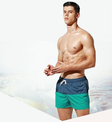 Pantaloneta Natura Bi Desmiit Azul