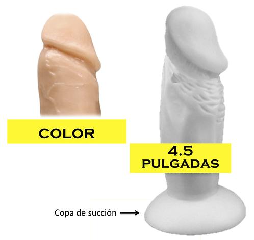 DILDO MEDIANO 4.3 PULGADAS