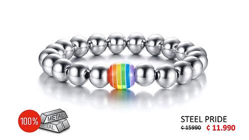 Brazalete Steel Pride