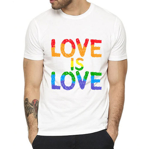 Camiseta Love Pride