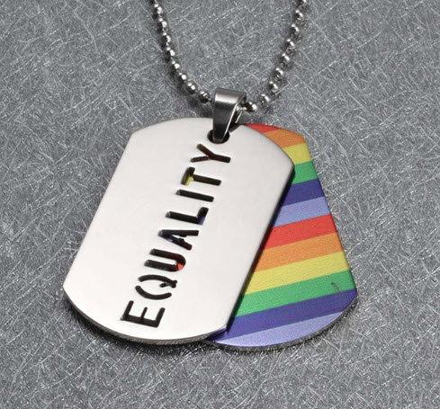 Collar Pride EQUALITY