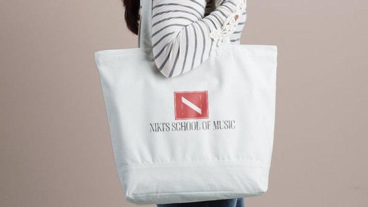 Niki's Cotton Tote Bags