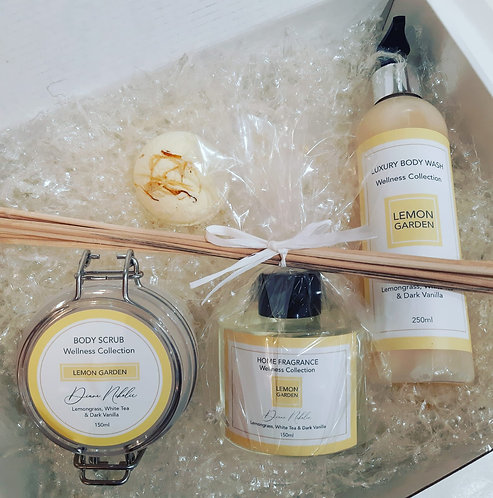 Wellness Collection Gift Package D
