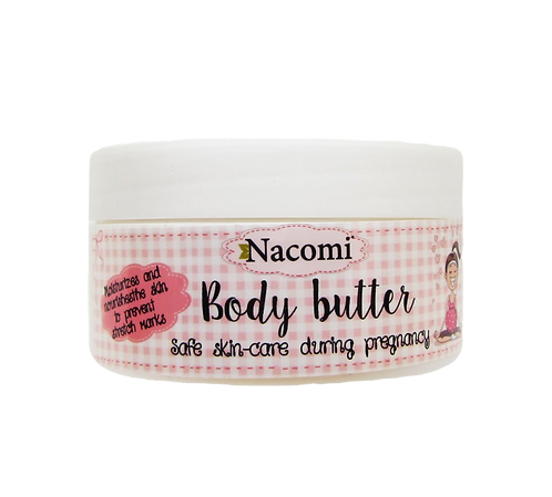 Intensive Body Butter for Pregnant Women