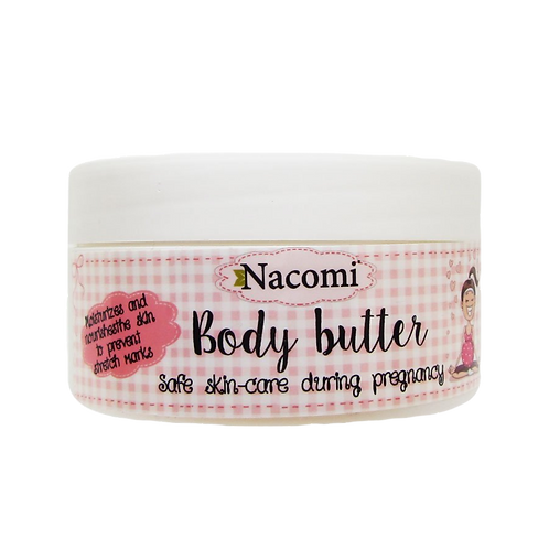 Intensive Body Butter for Pregnant Women