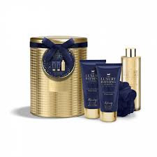 The Luxury Bathing - Gold Metal box set ( CLB1935007-1)