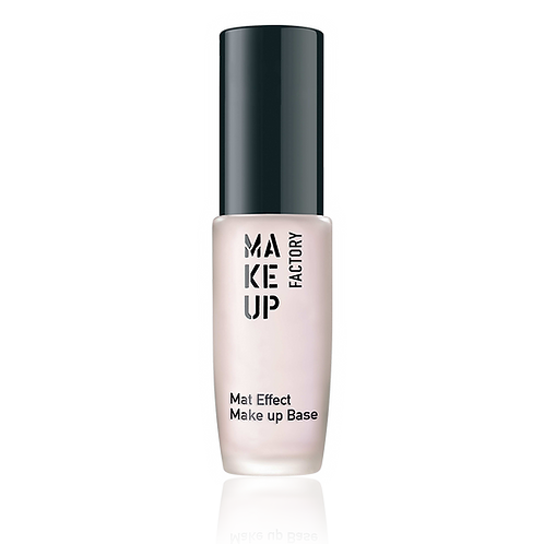 Mat Effect Make-up Base
