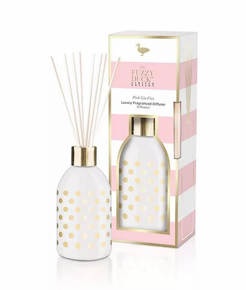 The Fuzzy Duck- Luxury Fragranced Diffuser