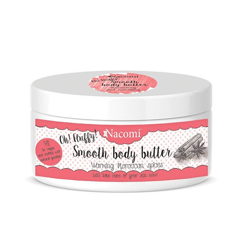 Smooth Body Butter - Warming Moroccan Spices