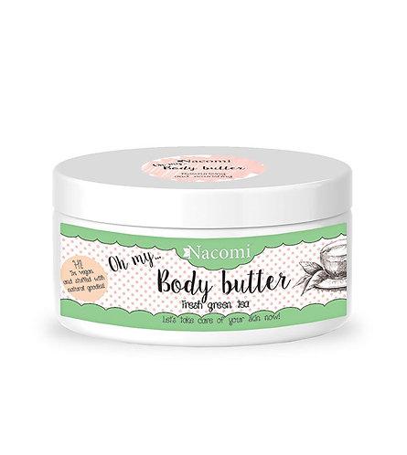 Body Butter - Refreshing Green Tea