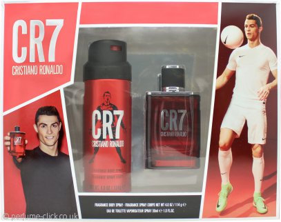 Cristiano Ronaldo - CR7 Pack