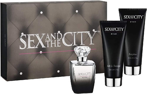 Sex and the City  by night ( Perfume pack )
