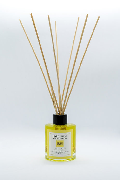Home Fragrance - LEMON GARDEN Wellness Collection