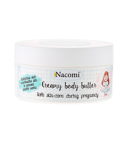 Creamy Body Butter for Pregnant Women