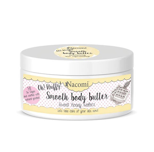 Smooth Body Butter - Sweet Honey Wafers