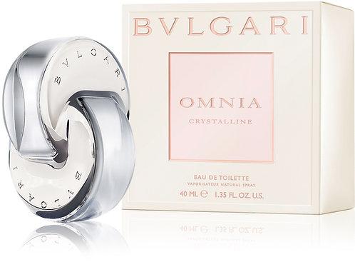 OMNIA Crystalline ( Bvlgari ) 40ml