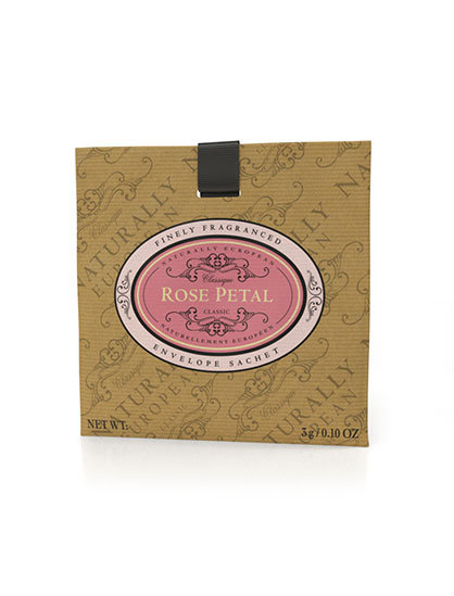 Envelope Sachet- Rose Petal