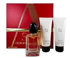 Giogio Armani - SI (Pack )