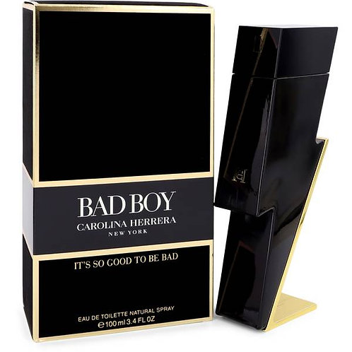 Carolina Herrera - Bad Boy Perfume 100ml