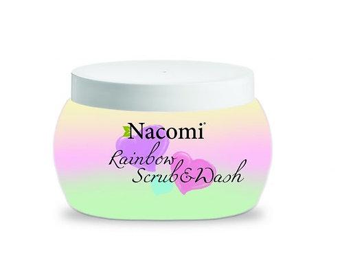Rainbow Scrub & Wash