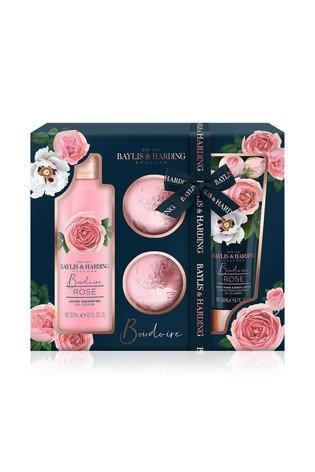 BAYLIS  HARDING - Flower set box Boudoure
