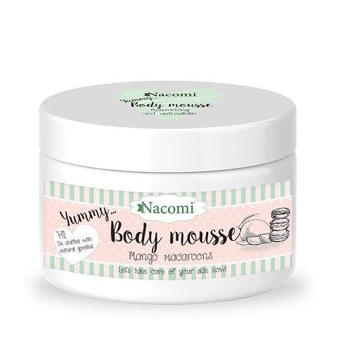 Body Mousse - Mango Macaroons