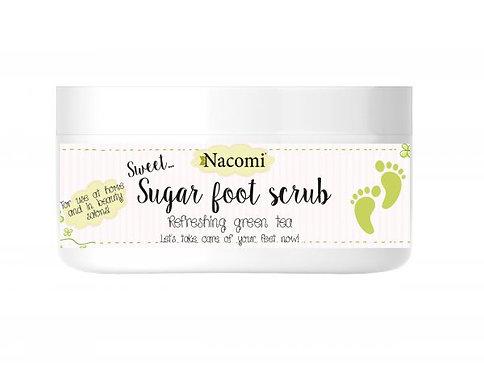 Natural Foot Scrub - Refreshing Green Tea