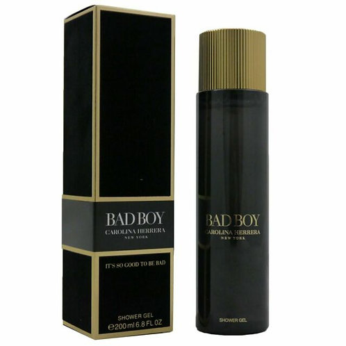 Carolina Herrera - Bad Boy shower gel 200ml