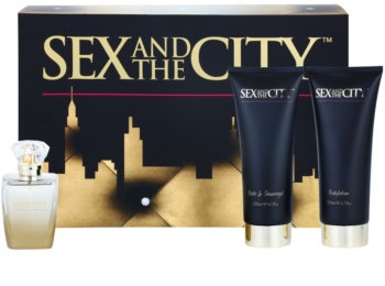 Sex and the City ( Perfume pack )