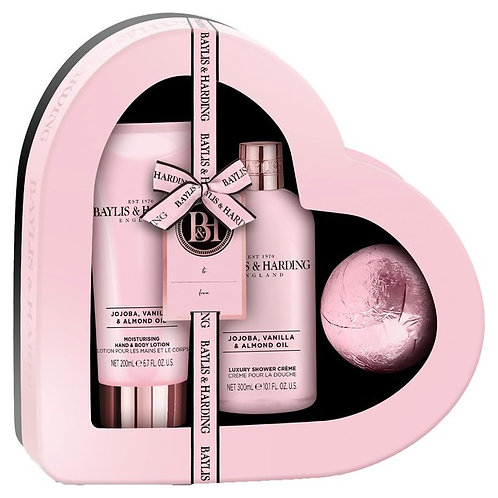 Baylis & Harding- Heart set box