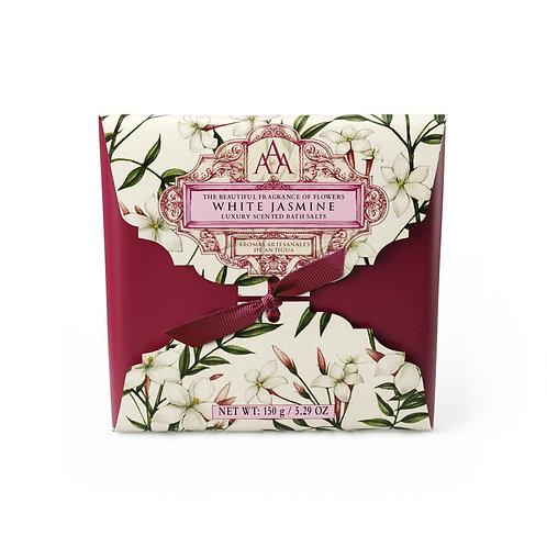Aromas Artesanales De Antigua- White Jasmine bath salts