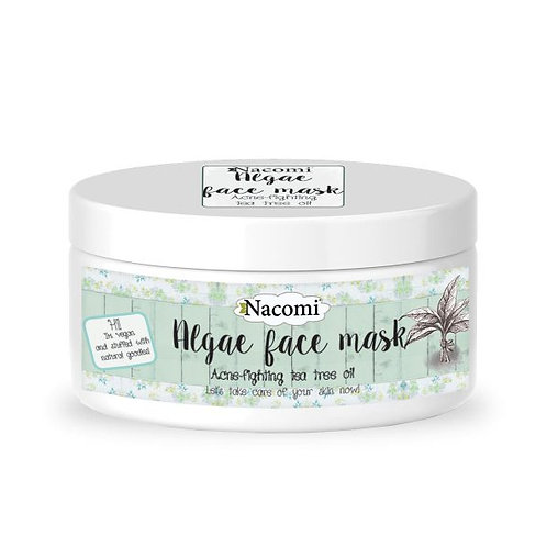Algae Face Mask - Acne Fighting Tea Tree Oil