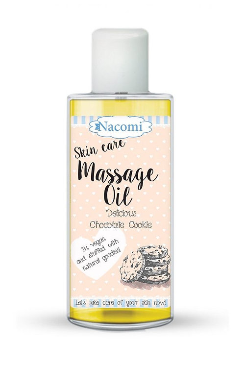 Massage Oil - Delicious Chocolate Cookie