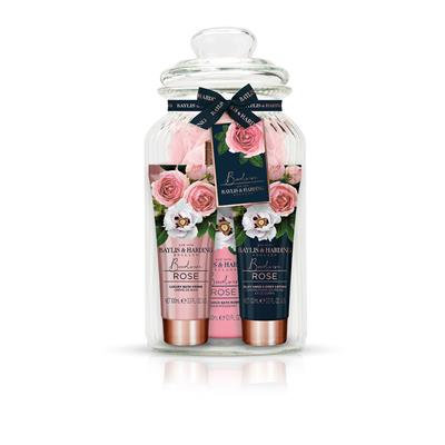 BAYLIS  HARDING - Flower set ( Glass jar )