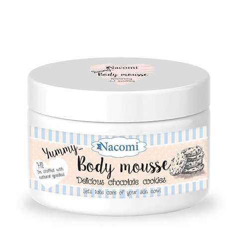 Body Mousse - Delicious Chocolate Cookie