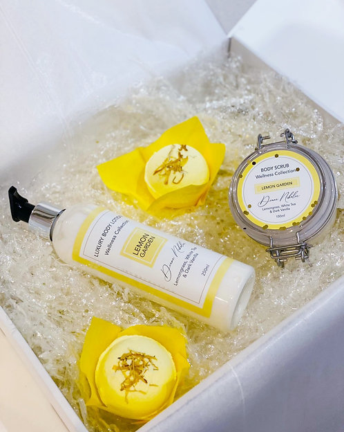 Wellness Collection Gift Package B