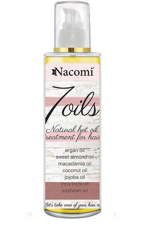 7 Oils Hair Treatment