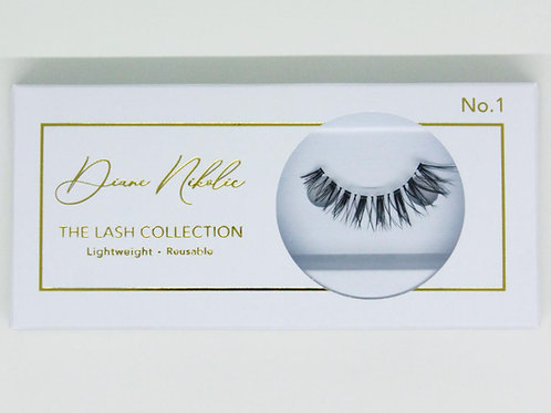 The NEW LASH COLLECTION