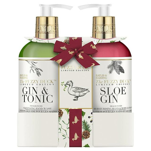 The Fuzzy Duck - Hand care set