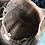 "Thumbnail: LT327: lace top wig natural soft black 18"" Small cap"