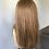 "Thumbnail: V21825: VIRGIN EUROPEAN - STRAWBERRY BLONDE/DARK HONEY BLONDE 7X8 17"""