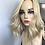 "Thumbnail: TP8290-8291: medium creamy blonde (no root) 6.5x7 16-17"""
