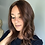 "Thumbnail: V20759: natural auburn hair from Kiev 6x7 19"""