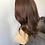 """Thumbnail: V20262-63: natural virgin European auburn hair 6x7 18"""""""