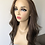 "Thumbnail: LT124: FULL WIG LACE TOP M CAP 24"" MOUSSE"