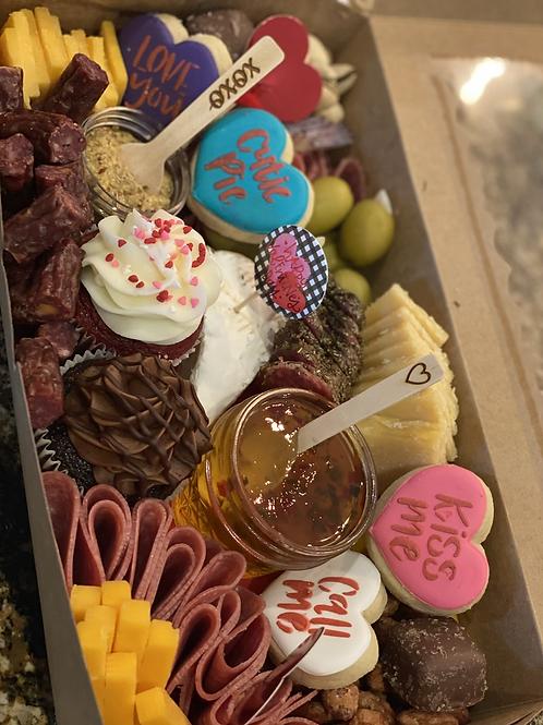 Valentine's Day Sweet & Savory